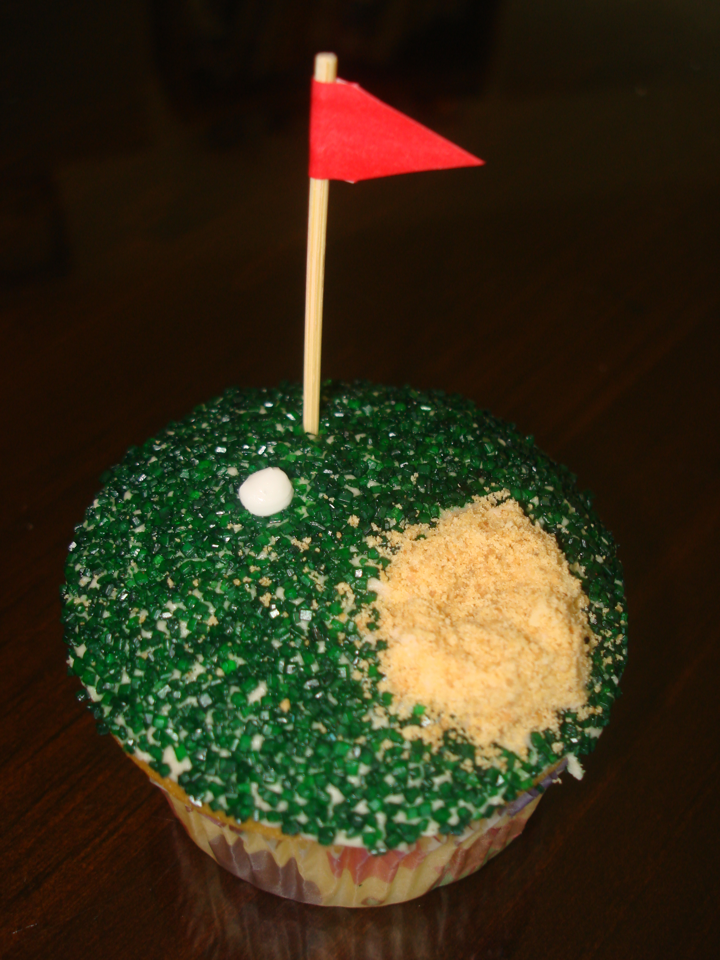 Golf Cupcake Images : 301 Moved Permanently