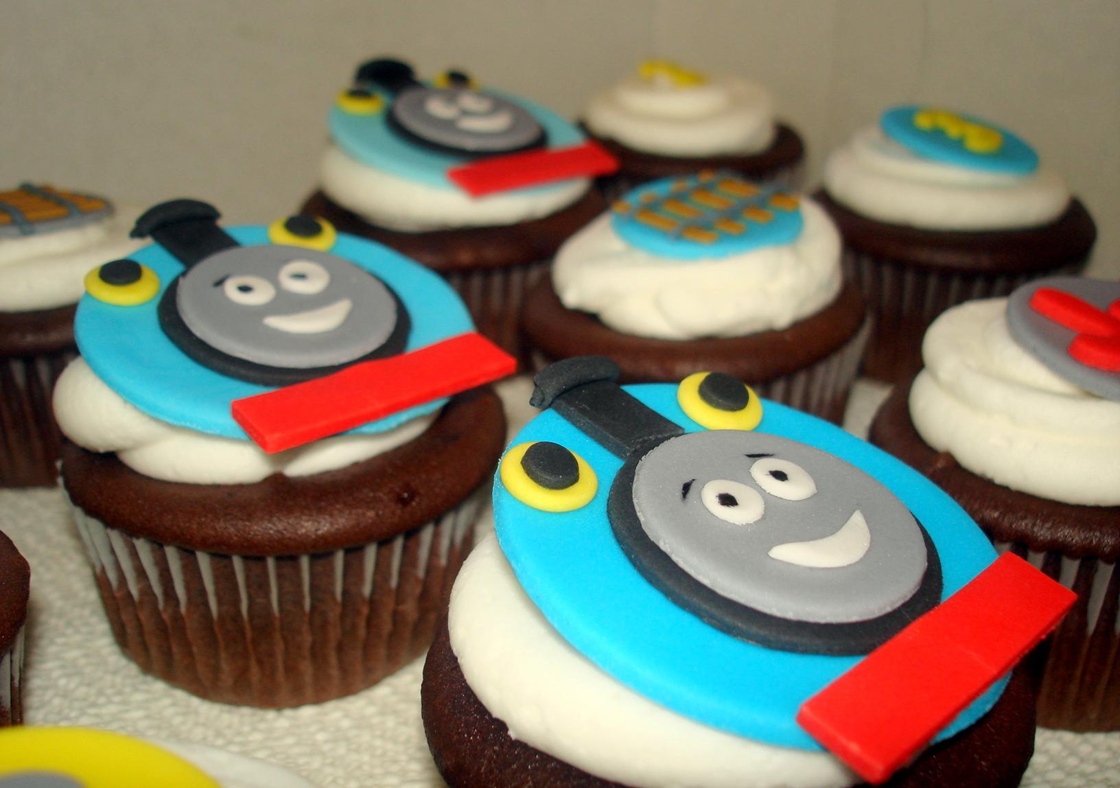 Cake Boss Train Cake