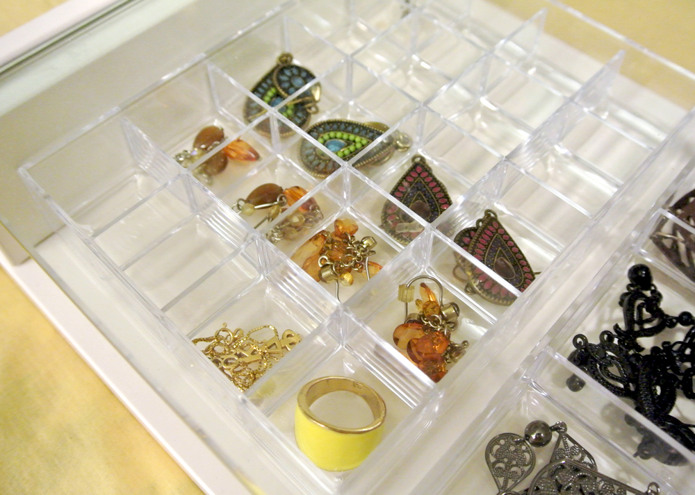DIY Jewelry Organizer msTapioca