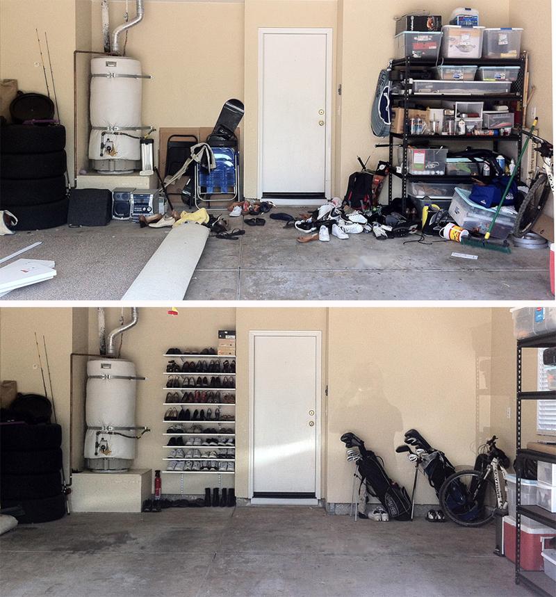 Garage Shoe Storage MsTapioca